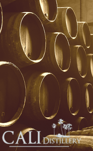 Cali Distillery Barrels